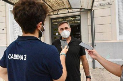 Ramón Mestre llamó a trabajar en un radicalismo