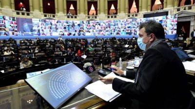 Diputados buscará avanzar entre martes y miércoles con la firma del dictamen de reforma de Ganancias
