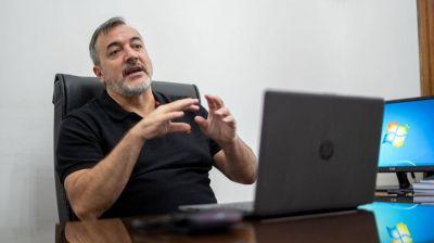 """""""Genera bronca que el impuesto a la riqueza se pague en cuotas"""", rechazó Aguiar"""