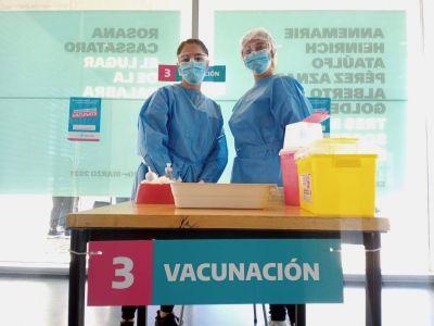 Aumenta el ritmo de vacunación y en Mar del Plata ya se aplicaron más de 35 mil dosis
