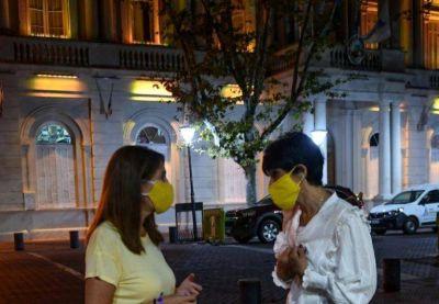 San Fernando acompaña y concientiza en el Día Internacional de la Endometriosis