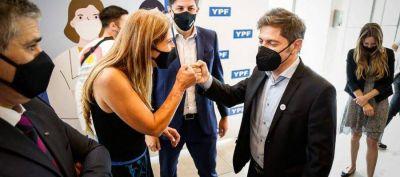 YPF anunció en Avellaneda su programa de beneficios y descuentos para personal educativo
