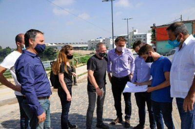 Las obras del proyecto de Desarrollo Sostenible de la Cuenca del Matanza-Riachuelo