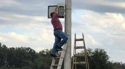 Roberto Cano suma cámaras de seguridad