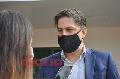 """Trotta en Santiago: """"Es fundamental priorizar el Norte Grande en la agenda educativa"""""""