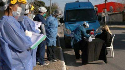 Sigue creciendo la cantidad de contagios en Tucumán
