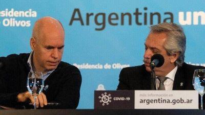 """Horacio Rodríguez Larreta: """"No veo un plan económico que apunte a ir reduciendo la inflación"""""""