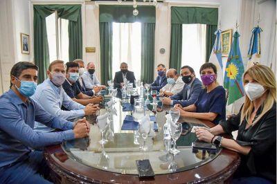 Internas justicialistas: Una ausencia simbólica en la reunión de intendentes peronistas con Ferraresi