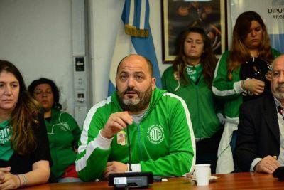 ATE Capital moviliza para denunciar los despidos de Larreta a trabajadores que forman parte de los grupos de riesgo