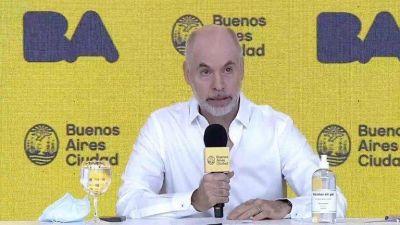 """Horacio Rodríguez Larreta luego de la designación de Soria: """"Veo un proceso de ataque y de cuestionamiento a las instituciones"""""""
