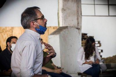 El secretario de Salud de San Martín pasó por el Concejo Deliberante