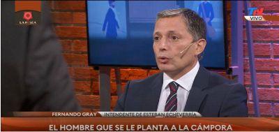 Fernando Gray: