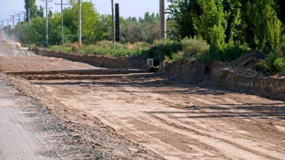 La famosa grieta sanjuanina de la Ruta 40 ya es historia