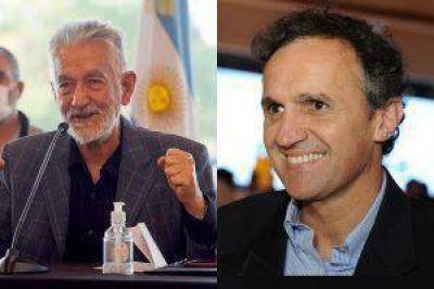 Alberto y Katopodis anunciaron una batería de obras para la provincia