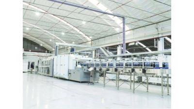 Cunnington duplica su producción de gaseosas en su planta de Pilar