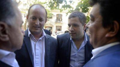 Máximo privilegia su alianza con los intendentes en el nuevo PJ bonaerense
