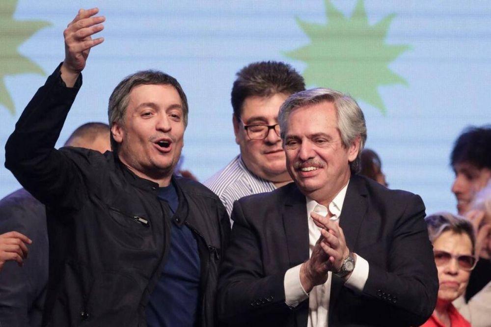 Cómo está conformada la lista del PJ Bonaerense que encabeza Máximo Kirchner