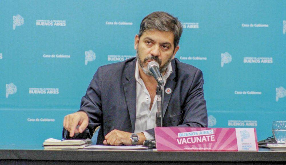 """Carlos Bianco: """"Déjense de joder con el lawfare"""""""