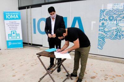 IOMA abrirá un policonsultorio en Camino Centenario y 505, Gonnet