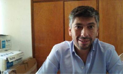 """Marcelo Di Mario: """"Con Maxi Abad se fortalece Juntos por el Cambio y nos permitirá estar más competitivos electoralmente"""""""