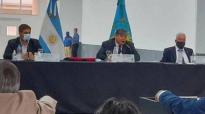 El Intendente Mario Ishii inauguró las sesiones del Concejo Deliberante con un balance del año de pandemia