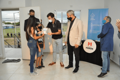 Morón | Se entregaron nuevas viviendas del Plan Procrear en Castelar Sur