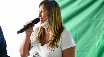 Karina Menéndez tercera en la lista de Máximo en el PJ bonaerense