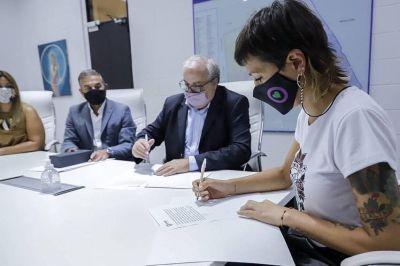 Convenio marco de cooperación entre el Colegio de Abogados y la Municipalidad de Quilmes