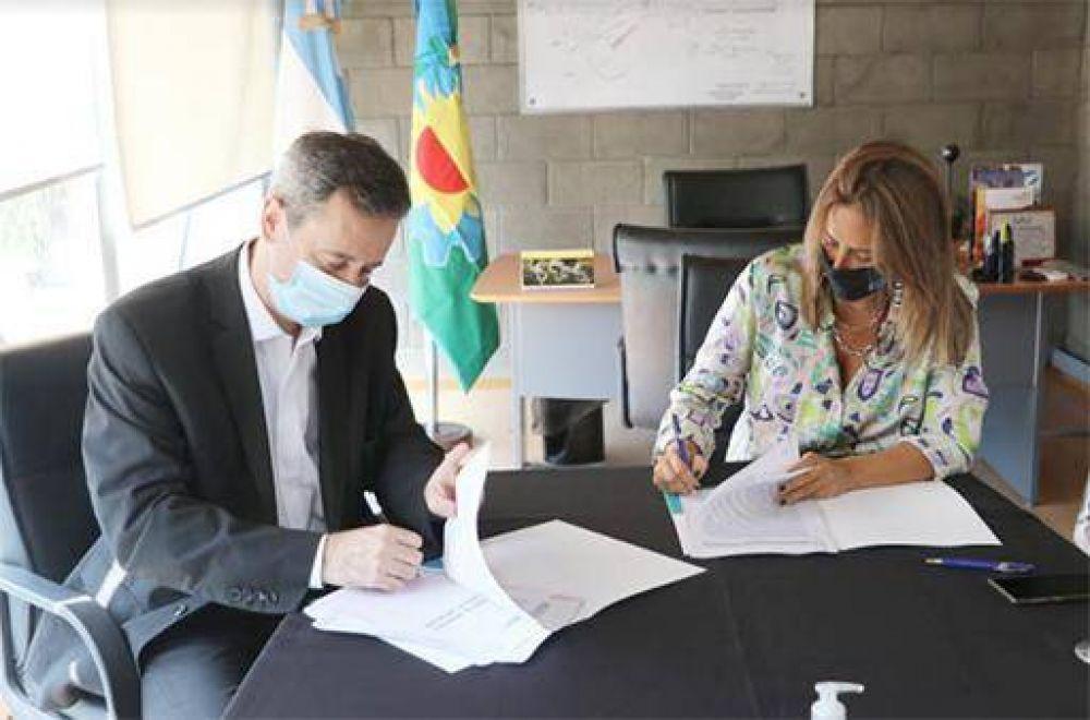 Acuerdo entre AGP y el Consorcio de Gestión del Puerto de Dock Sud para el balizamiento y dragado de los accesos comunes