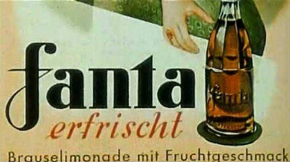 ¿Por qué se creó Fanta en la Alemania nazi durante la II Guerra Mundial?