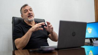 """Rodolfo Aguiar criticó la designación de Martín Soria: """"Sus ideas se encuentran en las antípodas del Frente de Todos"""""""