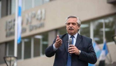 Alberto reiteró que no es prioridad el acuerdo con el Fondo