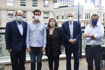 Morales y Sanz se metieron en la interna bonaerense, criticaron a Posse y pidieron disputar la presidencia en una interna con Pro
