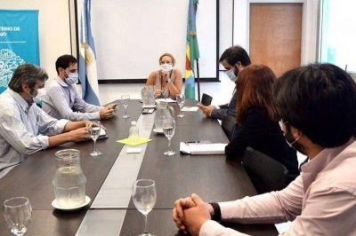 La Provincia convocó a Cicop a paritarias sectoriales
