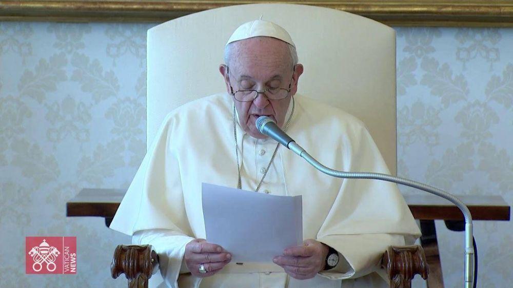 Catequesis del Papa: Con el Espíritu Santo hay amor y alegría