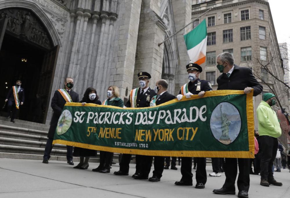 San Patricio: La fiesta religiosa que cambió la historia de Nueva York