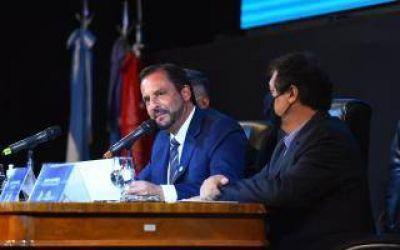 """Apertura Legislativa en Escobar: """"Nos acostumbramos a gobernar contra la corriente"""", señaló Sujarchuk"""