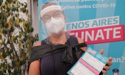 El 3% de la población de Pilar recibió al menos una dosis de la vacuna contra el coronavirus
