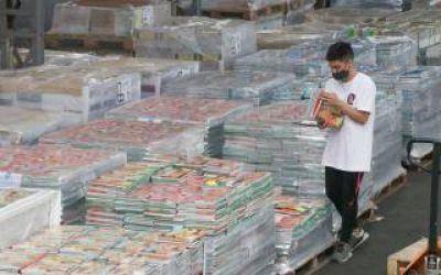 Lanús: Finalizó la entrega de 27 mil manuales a estudiantes de escuelas primarias