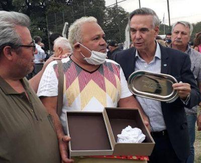 El sector citrícola junto a Juan Carlos Brite demuestra su apoyo al Peronismo Republicano