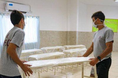 En Lanús, el Municipio renovó 127 aulas de escuelas y jardines con nuevo mobiliario