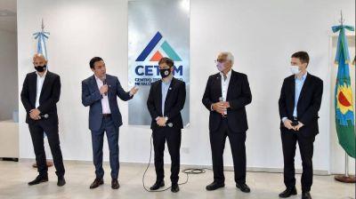 Watson y Kicillof anunciaron la ampliación del Centro Tecnológico Metalúrgico en Florencio Varela