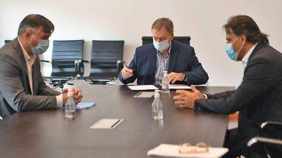 Pese al rechazo de Bomberos, Schiaretti firmó el decreto de creación del Etac