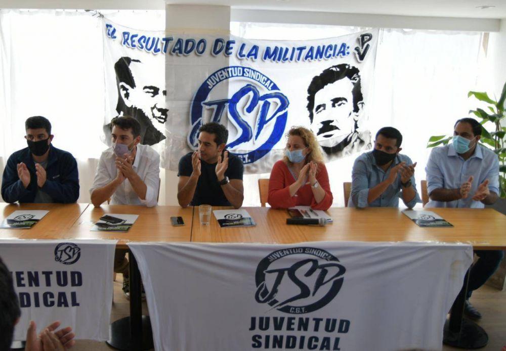 Destacan encuentro de la Juventud Sindical de la CGT por la defensa del trabajo