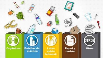 Creando conciencia: una campaña que busca fomentar la separación de residuos