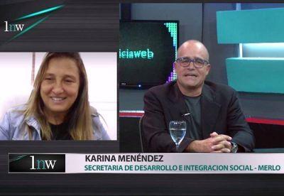 Karina Menéndez: «Si Othacehé vuelve a presentarse en internas, será un placer enfrentarlo nuevamente»