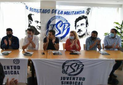 La Juventud Sindical Peronista de la CGT se reunió en Pinamar con agenda para la defensa del trabajo