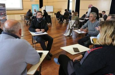 Nueva reunión del Consejo Consultivo en busca de soluciones integrales para el puerto