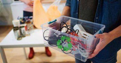Godoy Cruz recolectará residuos eléctricos y electrónicos
