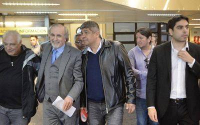 """Pablo Moyano vaticinó unidad sindical y apuntó contra Macri: """"No hablaba de los insumos, él hablaba de bajar salarios. Estaba obsesionado porque desprecia a los trabajadores»"""